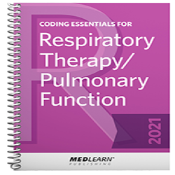 2021 Coding Essentials for RT/Pulmonary Function