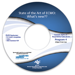 CT20194 State of the Art of ECMO: What's new??