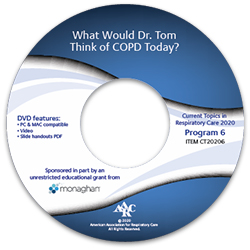 CT 20206 What Would Dr. Tom Think of COPD Today?